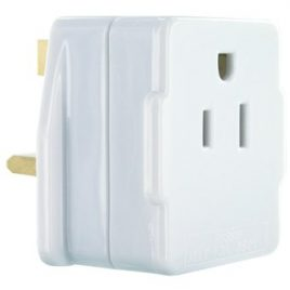 USA & Japan to UK Adaptor Plug