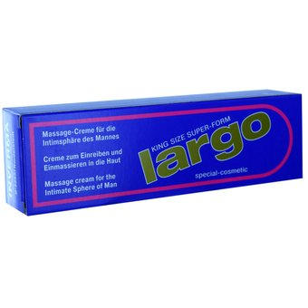 King Size Largo Penis Cream 40ml