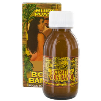 Muira Puama Bois Bande Erection Enhancer 100ml