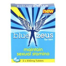 Blue Zeus Pills (2 Capsules)