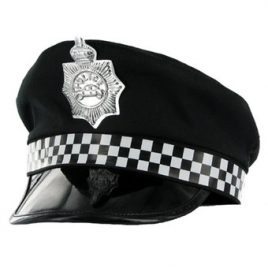 Fancy Dress Police Hat