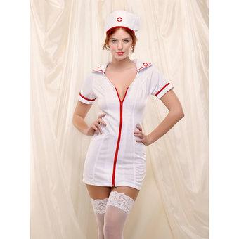Fever Sexy Nurse Uniform Costume Set