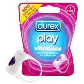 Durex Play Vibrations Love Ring