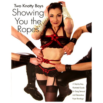 Two Knotty Boys Showing You the Ropes