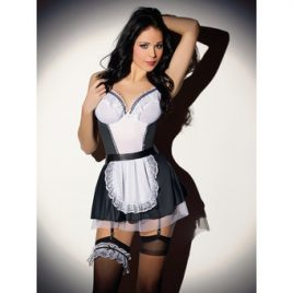 Escante Sexy French Maid Costume Set