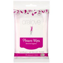 Doc Johnson Oralove Feminine Hygiene Pleasure Wipes (30 Pack)