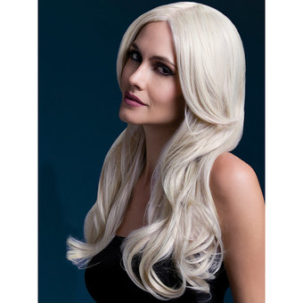 Fever Khloe 26 Inch Long Wave Wig with Center Parting