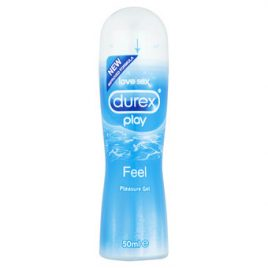 Durex Play Feel Silky Lube 60ml
