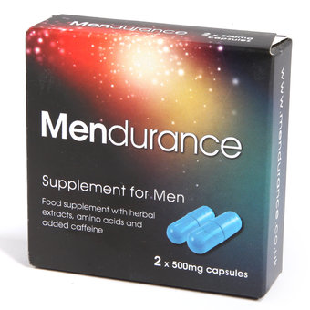 Mendurance Sexual Performance Supplement for Men (2 Capsules)