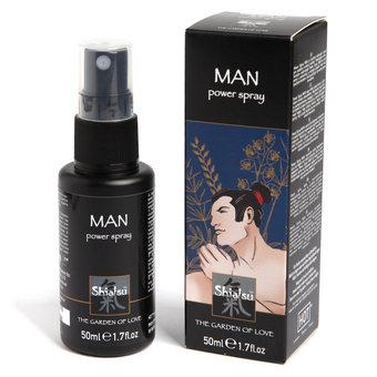 Shiatsu Penis Power Stimulating Cream for Him 50ml