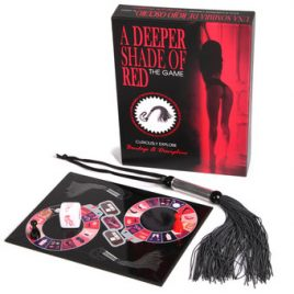A Deeper Shade of Red BDSM Game