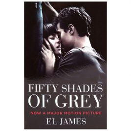 Fifty Shades of Grey Film Cover Limited Edition