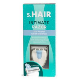 s.HAIR Intimate Razor