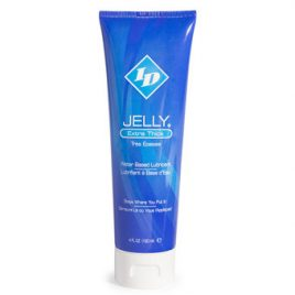 ID Jelly Extra Thick Water-Based Lubricant 4.0 fl oz