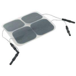 ElectraStim Uni-Polar Square ElectraPads (4 pack)