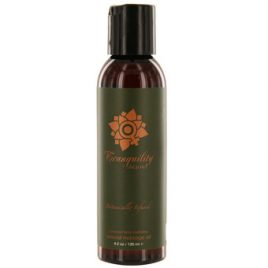 Sliquid Organics Tranquility Massage Lotion 4.2 fl.oz