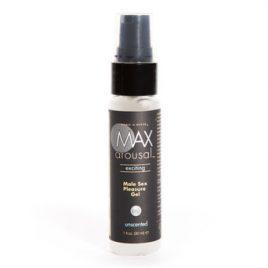 Max 4 Men Intimate Pleasure Gel for Men 1 fl. oz