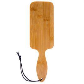 Bondage Boutique Advanced Wide Bamboo Paddle