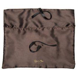 Coco de Mer Satin Lingerie Bag