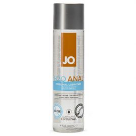 System JO H2O Water-Based Anal Lubricant 4 fl oz