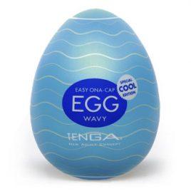 TENGA Egg Cool Edition Wavy