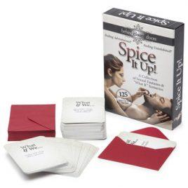Spice It Up! 125 Sexy Scenarios Game