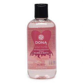DONA Flirty Aphrodisiac & Pheromone Infused Bubble Bath 240ml