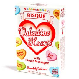 X-Rated Love Hearts 44g