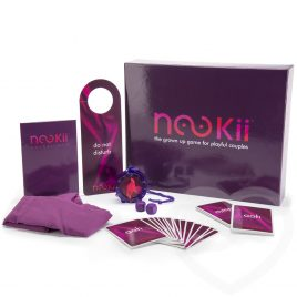 Nookii: The Hot Game for Passionate Lovers