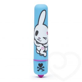 tokidoki x Lovehoney Honey Bunny Single Speed Mini Bullet Vibrator