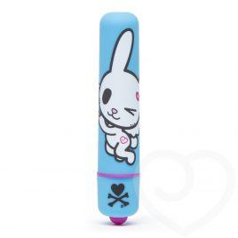 tokidoki x Lovehoney Honey Bunny Single Speed Mini Bullet Vibrator