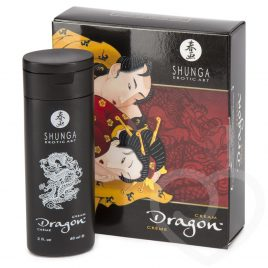 Shunga Dragon Virility Cream 2 fl. oz