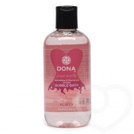 DONA Flirty Aphrodisiac & Pheromone Infused Bubble Bath 4 fl. oz