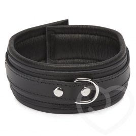 DOMINIX Deluxe Leather Collar