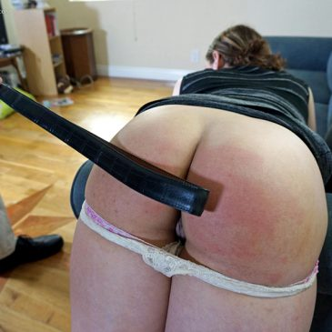 Spank you very much!