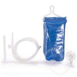 5-Piece Anal Enema Travel Kit 2 Liter