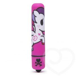 tokidoki x Lovehoney Unicorn Single Speed Mini Bullet Vibrator