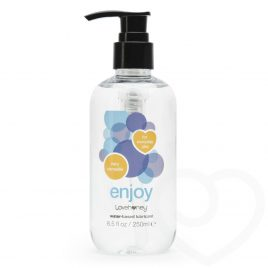 Lovehoney Enjoy Water-Based Lubricant 8.5 fl oz