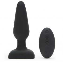 Desire Luxury USB Rechargeable Remote Control Butt Plug