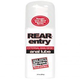 Doc Johnson Rear Entry Desensitising Anal Lube 3.4 fl. oz