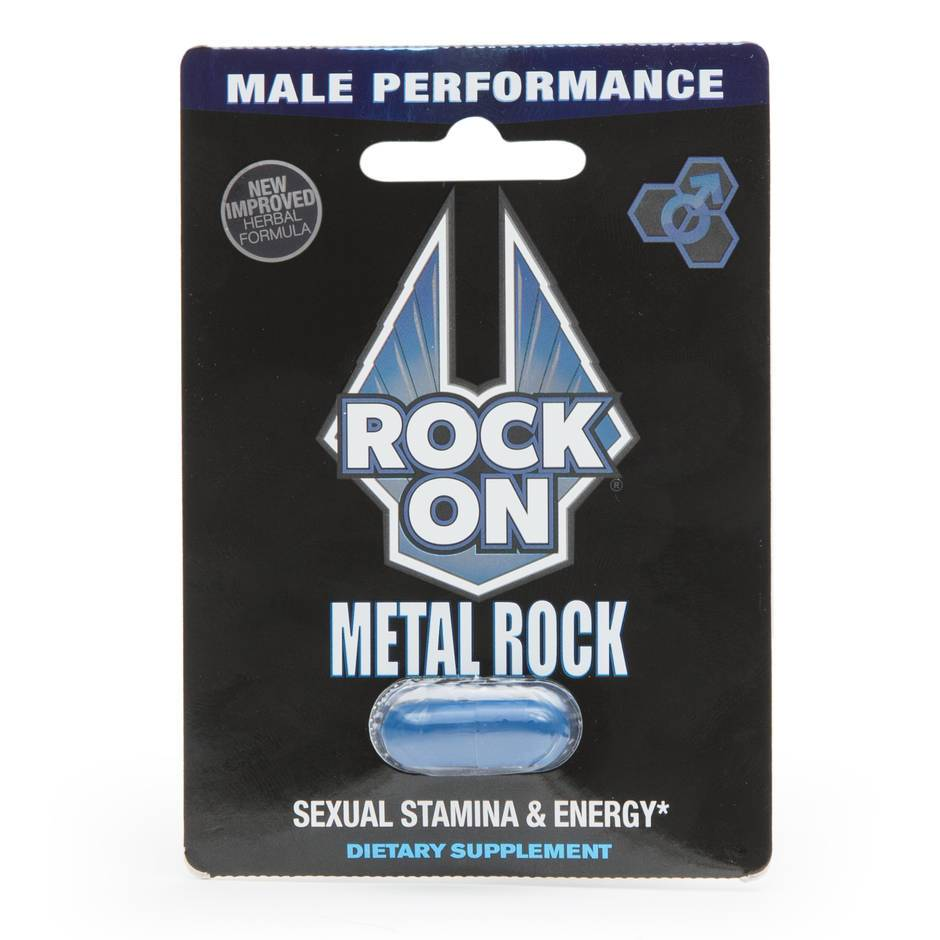 Rock On Sexual Enhancement for Men (1 Capsule)