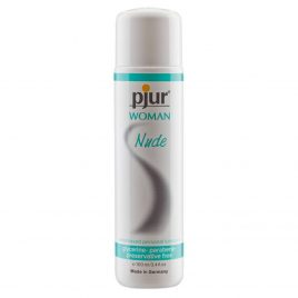 pjur Woman Nude Sensitive Water-Based Lubricant 3.4 fl oz