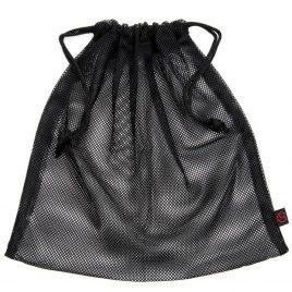 Lovehoney Black Mesh Drawstring Gift Bag