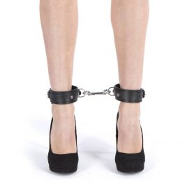 Bondage Boutique Soft Leather Ankle Cuffs