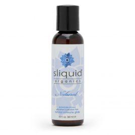 Sliquid Organics Natural H2O Lubricant 2.02 fl oz