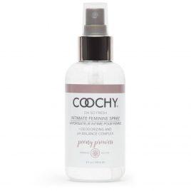 Coochy Oh So Fresh Peony Prowess Intimate Feminine Spray 4 fl oz
