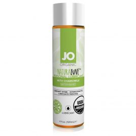 System JO Organic NaturaLove Water-Based Lubricant 4.0 fl oz