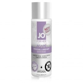 System JO Agapé Water-Based Lubricant 2 fl oz