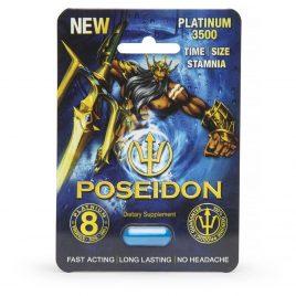 Poseidon Dietary Supplement for Men (1 Capsule)