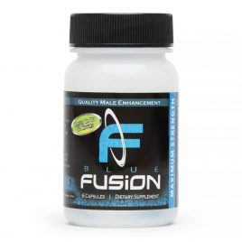 Blue Fusion Male Enhancement Dietary Supplement (6 Capsules)